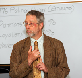 Alan Taylor Lecturing in Fort Worth