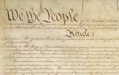 CONSTITUTION TEXAS