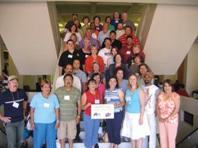 2006 El Paso Institute Participants