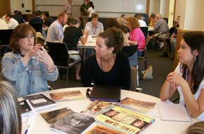 Teacher Primary Source Workshop in Fort Worth