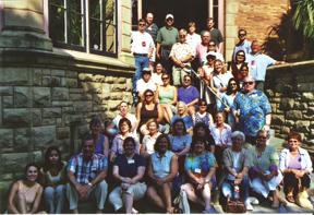 2005 Galveston Institute Participants