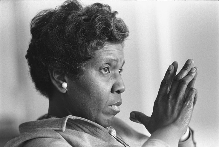 Barbara Jordan : The forgotten Barbara Jordan Commission on Immigration VDARE ...