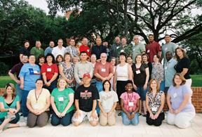 2008 San Antonio Institute Participants