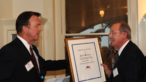 Glickman receives Humanities Texas Award
