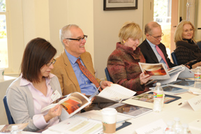 Board members, fall 2011