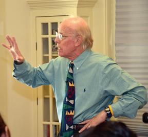 J. Dennis Huston Lecture
