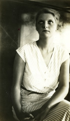 <em>Portrait of Ruth Reed. Courtesy of the Reed family.</em>