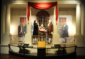 Discover the Real George Washington: New Views from Mount Vernon exhibition
