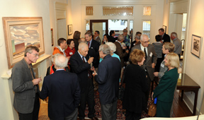 Board reception, fall 2011