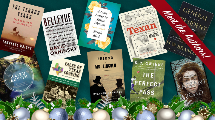 Annual Holiday Book Fair! Join us for our annual Holiday Book Fair at the Byrne-Reed House on Saturday, December 3, 2016, from 10 a.m. to 1 p.m. A number of noteworthy authors will visit with the public and sign copies of their latest books.
