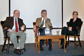 Berga discussion panel