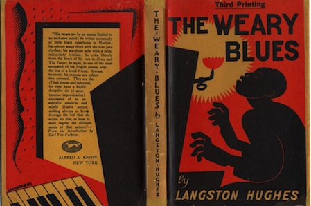 the blues i m playing langston hughes Excerpt from the blues i'm playing, 1934 by langston hughes v the persian vases in the music room were filled with long-stemmed lilies that night when oceola.