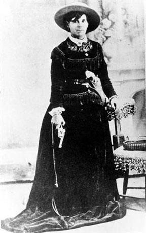Belle Starr Humanities Texas