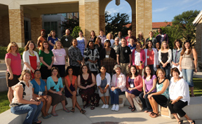 2010 Fort Worth Institute Participants