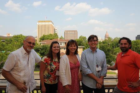 Austin Institute attendees