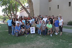 UTEP Institute attendees