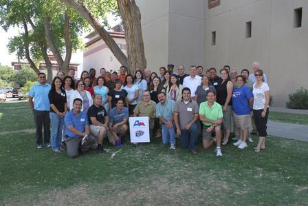 UTEP Institute attendees