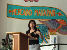 Monica Perales Lecture in El Paso