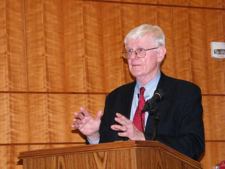 Gordon S. Wood gives Houston Keynote