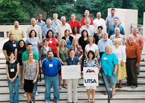 2009 San Antonio Institute Participants