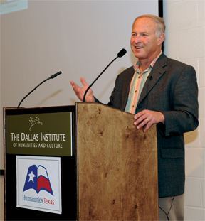 Jack N. Rakove Lecture in Dallas