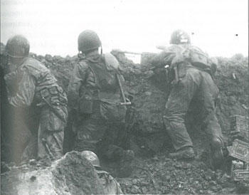The Second Ranger Battalion