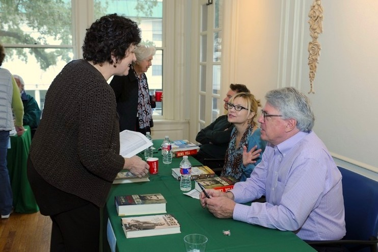 Twenty Extraordinary Authors Participated In The Holiday Book Fair