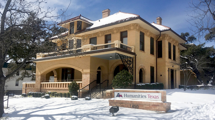Winter Storm Recovery Grants Humanities Texas invites Texas cultural and educational institutions that suffered losses or damages or incurred costs as a result of the February 2021 winter storm to apply immediately for fast-track Recovery Grants