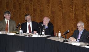 Former NEH chairmen panel